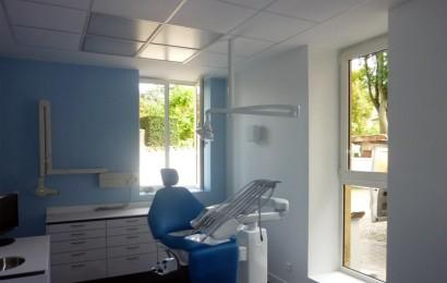 Cabinet dentaire aorès travaux