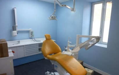 Cabinet dentaire après travaux