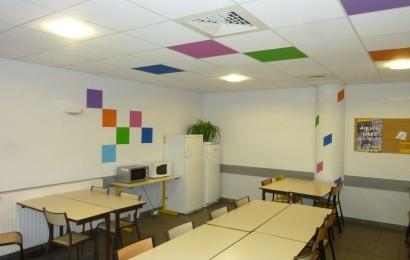 APRES – Décoration murale dans un Centre de Formation
