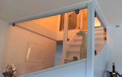 APRES – Modernisation d'un escalier