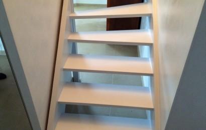 APRES – Rénovation d'un escalier
