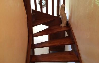AVANT – Modernisation d'un escalier